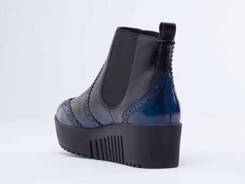 Opening Ceremony In Midnight Spectator Chelsea Boot