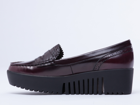Opening Ceremony In Burgundy Spectator Loafer