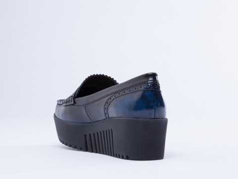 Opening Ceremony In Midnight Spectator Loafer