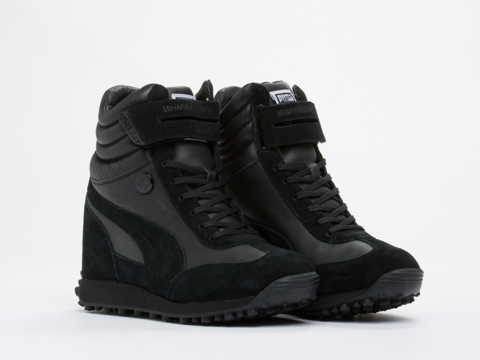 Puma Black X Miharayasuhiro In Black My-81 Womens