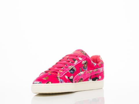 Puma Basket Pink