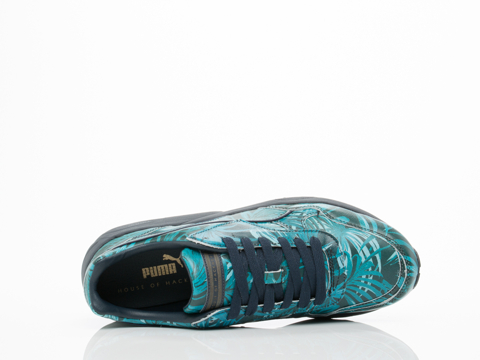 Puma X House Of Hackney In Palmeral Trinomic R698 Evo Mens