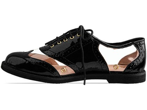 Rachel Antonoff By Bass In Black Clear Maebird