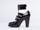 Rachel Comey In Black Satin Escape