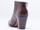 Rachel Comey In Brown Stamped Croco Mars