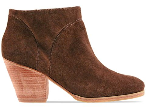 Rachel Comey In Chocolate Suede Mars
