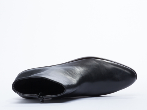 Rachel Comey In Black Slate Leather Reverie