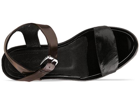 Rachel Comey In Black Textured Leather Valentine