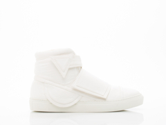 Rombaut In White Mission High Top Sneaker Mens