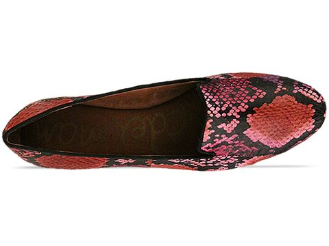Sam Edelman In Purple Multi Snake Alvin Animal Print