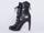 Sam Edelman In Black Leather Knox