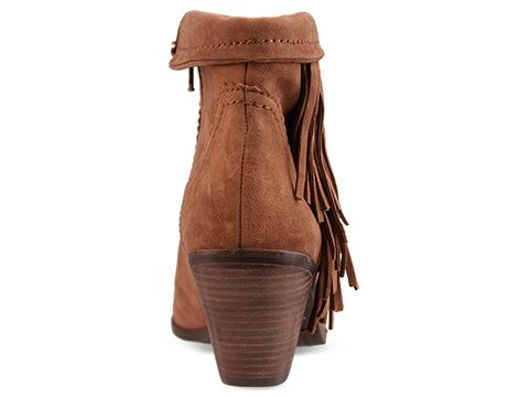 Sam Edelman In Whiskey Suede Louie