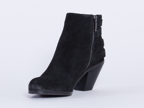 Sam Edelman In Black Leather Lucca