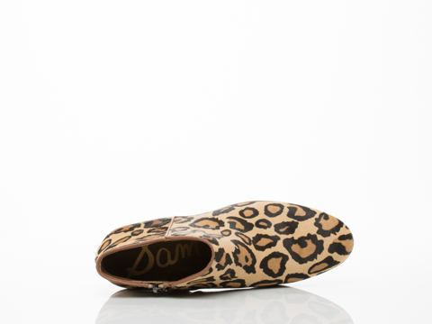 Sam Edelman In Leopard Brahm Petty