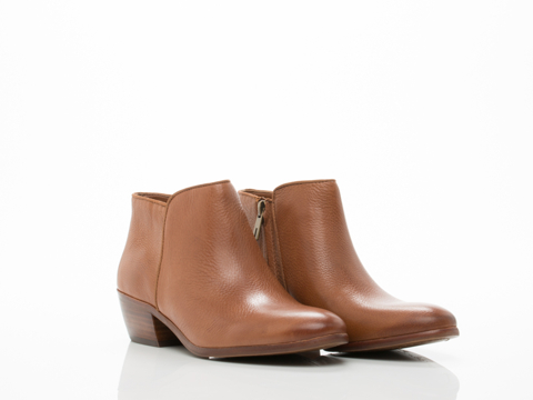 Sam Edelman In Saddle Leather Petty