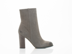 Sam Edelman In Dark Grey Leather Reyes