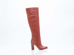 Sam Edelman In Rust Leather Rylan