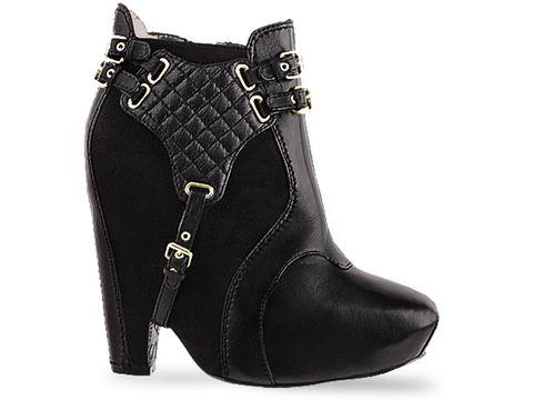 Sam Edelman In Black Leather Zoe