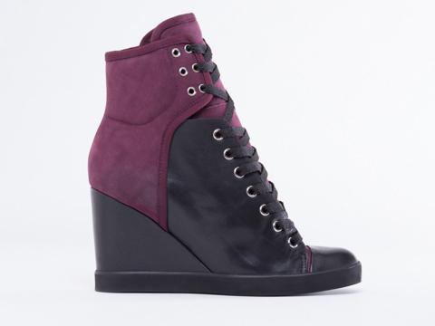 See By Chloe In Black Purple SB21195