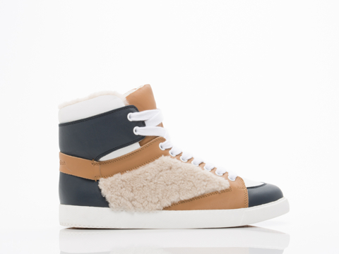 See By Chloe In Navy White SB23158