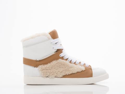 See By Chloe In White Tan SB23158