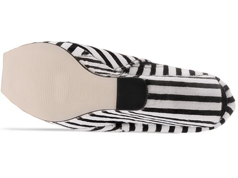 Senso In Black White Stripe Acacia Pony