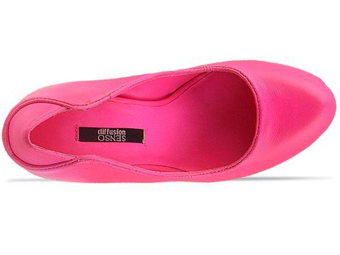 Senso In Fleuro Pink Kid Agnes