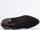 Senso In Black Suede Snake Print Britney
