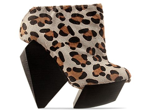 Senso In Grey Leopard Pony Delilah