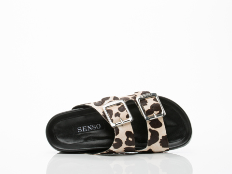 Senso In Chalk Leopard Pony Ida VI