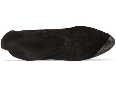 Senso In Black Kid Suede Kara