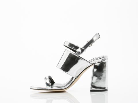 Senso In Silver Chrome Tiarna