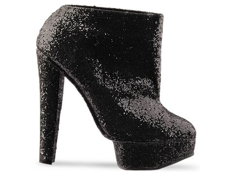 Senso In Black Glitter Wilma
