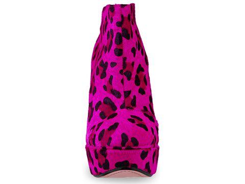 Senso In Pink Cheetah Wilma