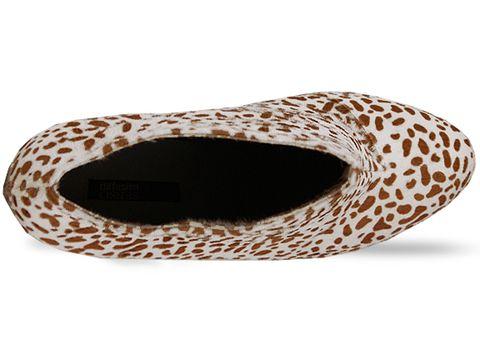 Senso In White Brown Cheetah Wilma