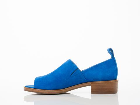 Shellys London In Medium Blue Florenz