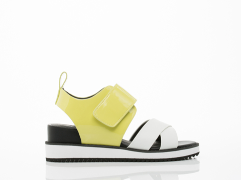 Shellys London In Light Yellow Furlow