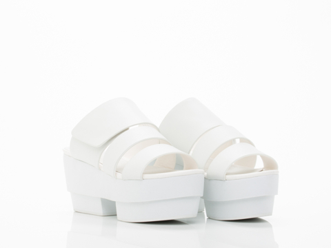 Shellys London In White Girani