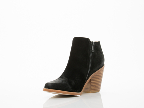 Sol Sana In Black Distressed Alex II Boot