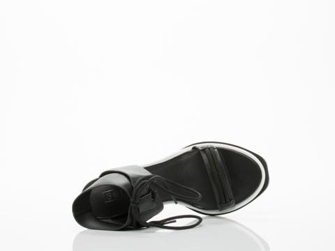 Sol Sana In Black Chuck Heel