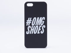 Solestruck In OMGSHOES iPhone 5 Case