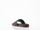 Stussy X Solestruck In Black Link Slide Sandals