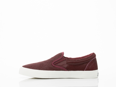 Superga In Bordeaux 2311 Leahorse