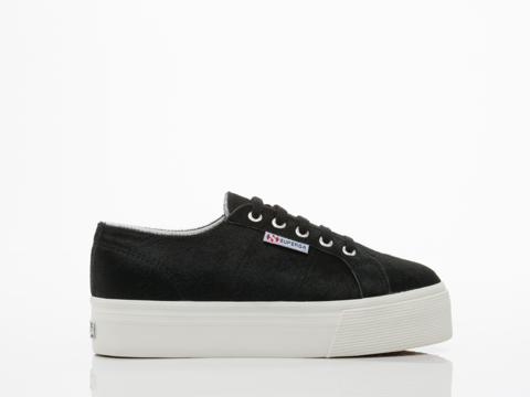 Superga In Black Pony 2790 Pony