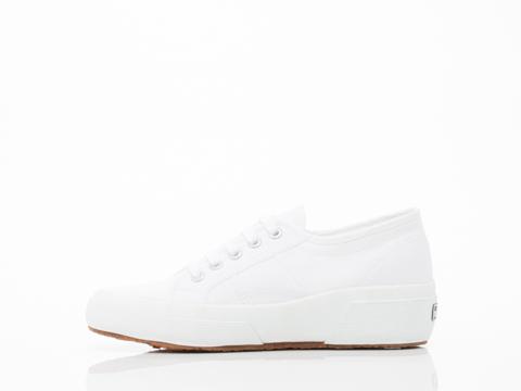 Superga In White 2905 COTW