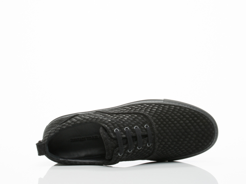 Surface To Air In Black Alex Plimsoll Mens