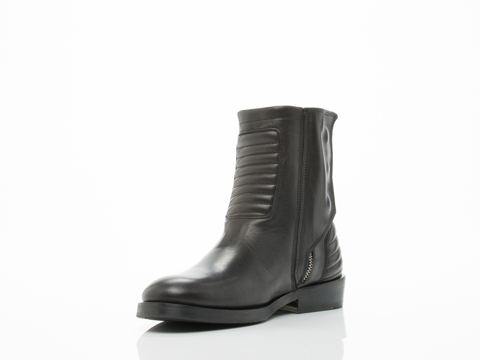 Surface To Air In Black Allan Boots