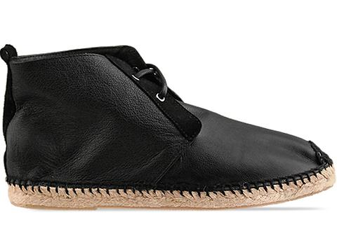 Surface To Air In Black Espadrilles Boots V1