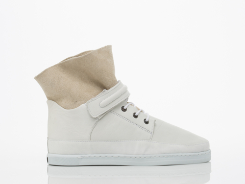 Swear In Off White Leather Earl 7