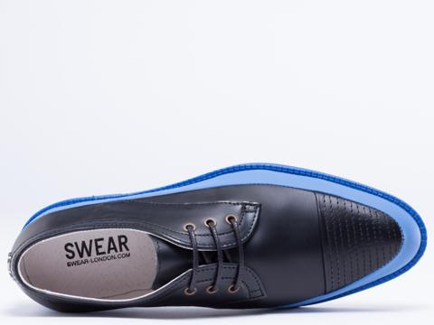 Swear In Black Blue Vienetta 13